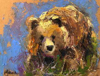 Bear Naked Lady - SOLD