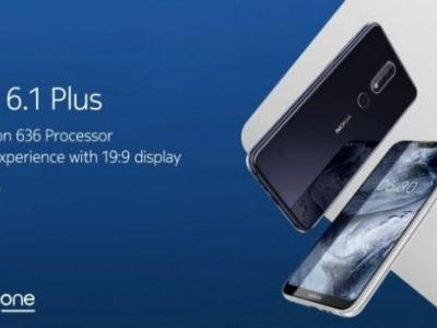 Nokia 6.1 Plus one of the most popular phones in 2018, says report