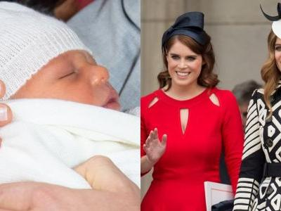 Baby Archie Already Has This Cute Connection to His Royal Relatives Beatrice and Eugenie