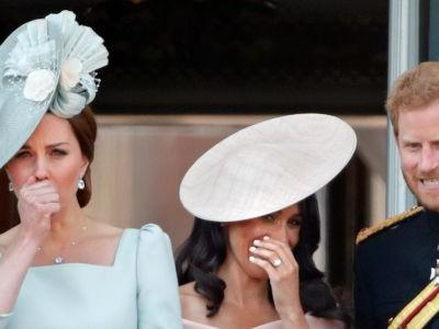 """Meghan Markle and Kate Middleton Are """"Barely on Speaking Terms"""" as Their """"Popularity Contest"""" Intensifies"""