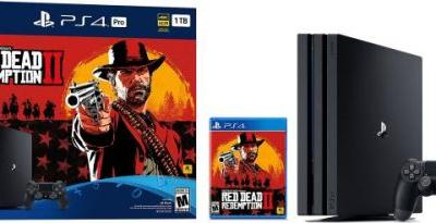 PS4 Black Friday and Cyber Monday deals 2018 - PS4 consoles, PS4 Pro, games, accessories, and more