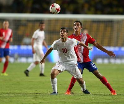 U17 World Cup LIVE: Iran vs Mexico