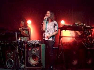 "Watch Tame Impala Go Full Synthpop, Playing ""Borderline"" On Fallon"