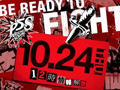 Persona 5 Scramble news coming from Atlus next week