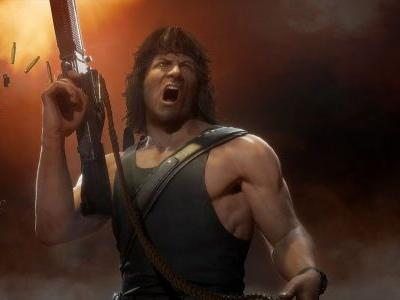 Mortal Kombat 11 Ultimate - Rambo Draws First Blood in New Trailer