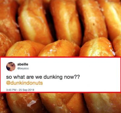 Dunkin' Donuts is rebranding to Dunkin' - and people don't know what to think