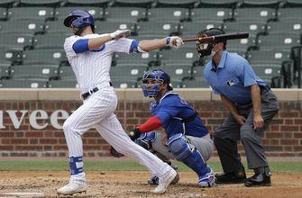 Cubs star Bryant sits out again with stomach ailment