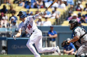 Dodgers power past Marlins with the long ball