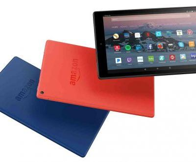Updated Amazon Fire HD 10 tablet debuts with better screen, $149.99 price