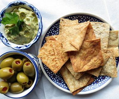 16 Ways to Swap Out Crackers and Chips