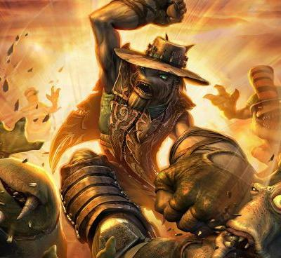 Oddworld: Stranger's Wrath HD is coming to Switch soon