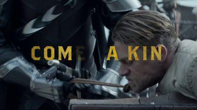 New King Arthur Promo from the AFC and NFC Games