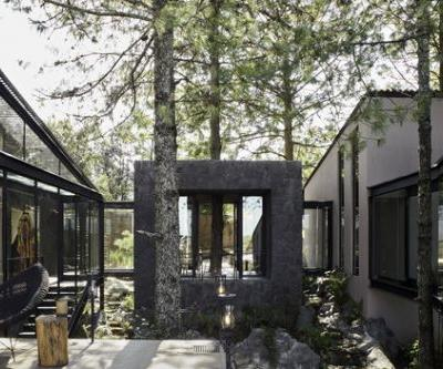 Valle House / Luciano Gerbilsky Arquitectos