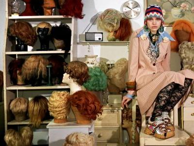 Gucci's Fall 2018 Campaign Makes Hoarding Look Chic
