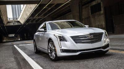 Cadillac President On Cancellation Rumors: 'There Is Absolutely No Plan' To Axe The CT6