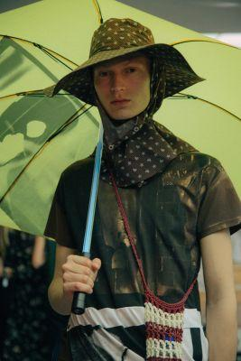 Raf Simons brings Blade Runner vibes to NY's Chinatown
