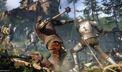 """Kingdom Come Deliverance Will Have """"Better Graphics"""" on PS4 Pro, No PSVR Content Planned"""