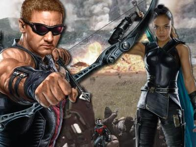 Hawkeye & Other Characters Missing From The Infinity War Trailers