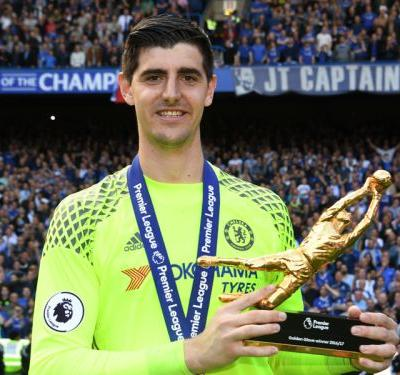 Thibaut Courtois: The 'ice-rabbit' targeting Champions League glory with Chelsea