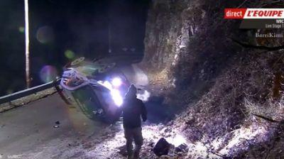 Spectator killed in accident at Monte Carlo World Rally Championship event