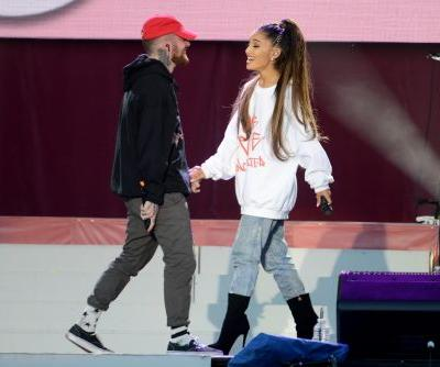 "Ariana Grande Describes ""Toxic"" Relationship With Mac Miller In Response To ""Absurd"" Tweet From One Of His Fans"