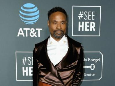 Must Read: Billy Porter Named Ambassador of New York Fashion Week: Men's, Moncler Grows 'Genius' Project
