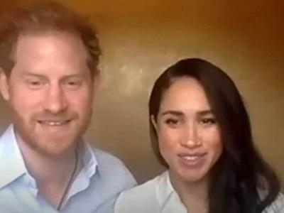 Harry And Meghan On The Importance Of 'Uncomfortable' Conversations And Racial Justice