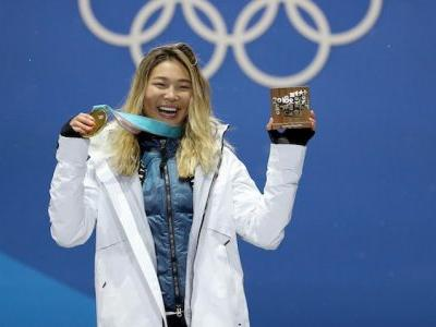Chloe Kim Wins Gold at the 2018 Winter Olympics, but Her Dad Wins the Internet