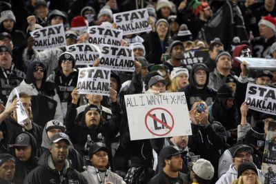 Timeline of Raiders' potential move to Las Vegas
