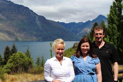 New Name, New Host and New Owners for Queenstown lodge
