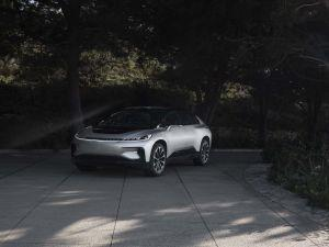 2019 Los Angeles Auto Show Faraday Future Reveals More Details About FF 91 EV