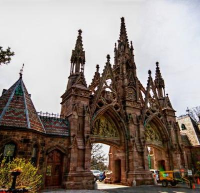 ANNOUNCEMENT: Morbid Anatomy Residency at Brooklyn's Historic Green-Wood Cemetery!