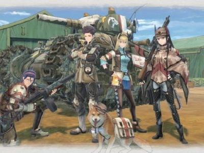 Retail outlets list possible Western release date for Valkyria Chronicles 4