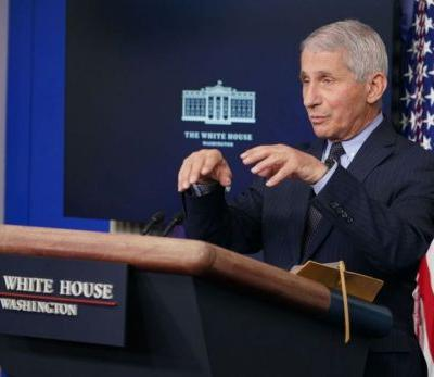 Dr. Fauci addresses coronavirus mutations, state of pandemic in first briefing of Biden administration
