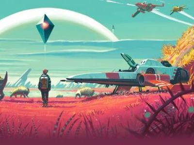 "No Man's Sky ""Next"" Update Shown Off In New Trailer Showing Improved Graphics and Full Multiplayer"