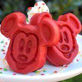 Disney Has Done It Again With These Mouthwatering Red Velvet Mickey Waffles