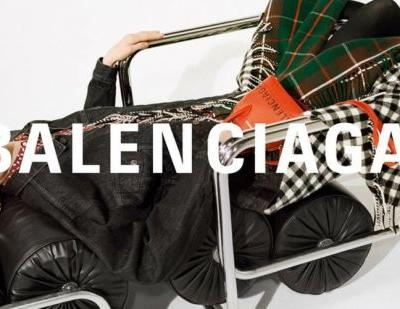 Balenciaga joins JD's luxury platform, Toplife