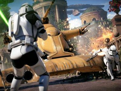 Review in Progress: Star Wars Battlefront II