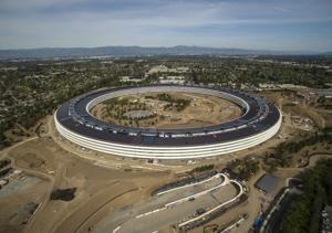 Could North Carolina be site of new Apple campus?