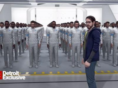 Short Film The Interview Released For Detroit: Become Human