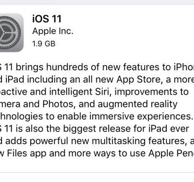How to download iOS 11, Apple's big new iPhone update