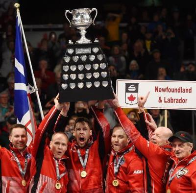 Defending champ Gushue headlines 18-team field as bubble play resumes with Brier