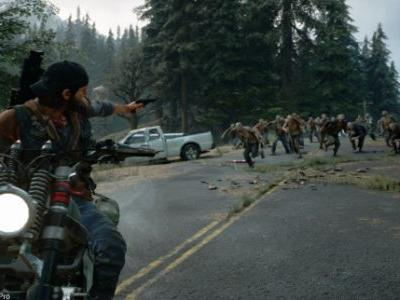 Days Gone creative director John Garvin interview - Zombies aren't the only danger in the apocalypse
