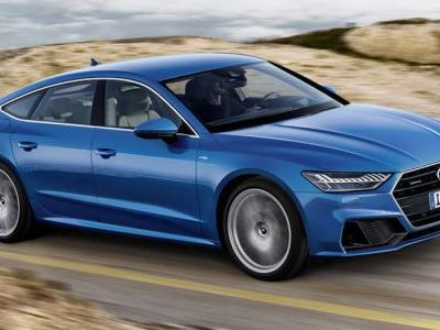 New Audi A7 Heading To Detroit Show For Its World Premiere