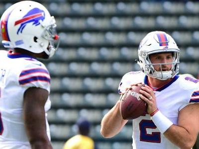 Bills coach Sean McDermott to 'evaluate' quarterback position