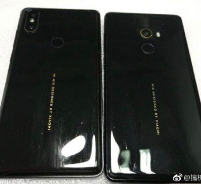 The Xiaomi Mi Mix 2S could feature a dual-camera with a ceramic body