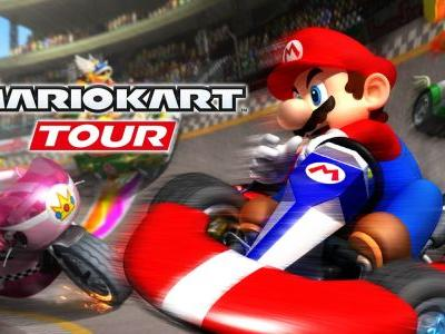 Mario Kart Tour's Closed Beta for Android Users Begins May 22nd
