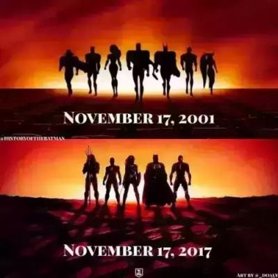 Did they deliberately relase the new Justice Leage film on the same day the Justice League animated show was broadcast?