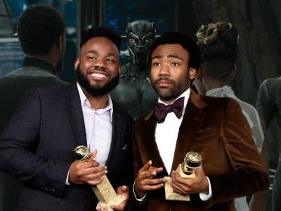 Donald Glover Helped Punch Up Some Jokes in Black Panther Script