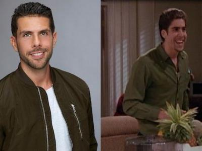 'Bachelorette' Fans Think Contestant Chris Looks Like Eddie From 'Friends' and We're LOLing